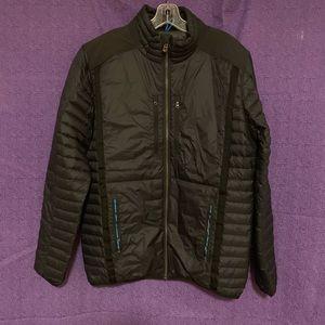 Men's KUHL Spyfire Puffer Jacket Black Large